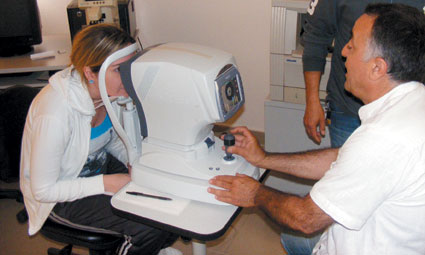 OPTICS AND OPTOMETRY at  Lebanese University