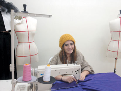 Fashion Design is your passion  and future career?