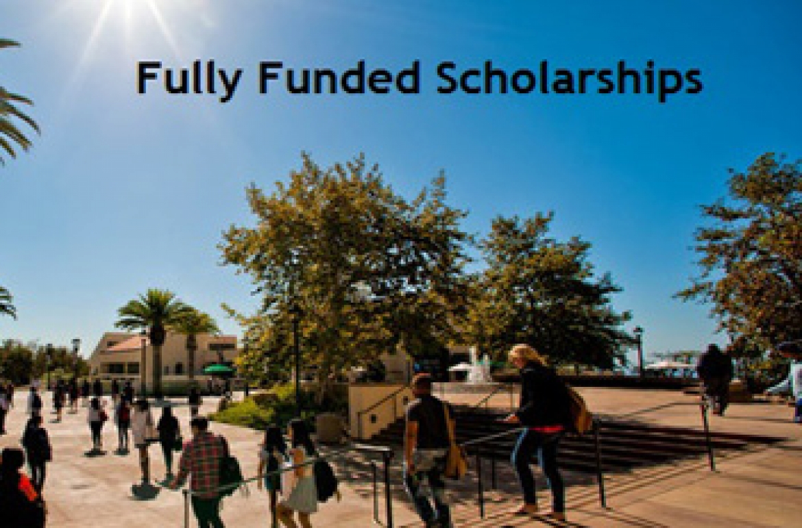 25 Fully Funded Scholarships for International Students