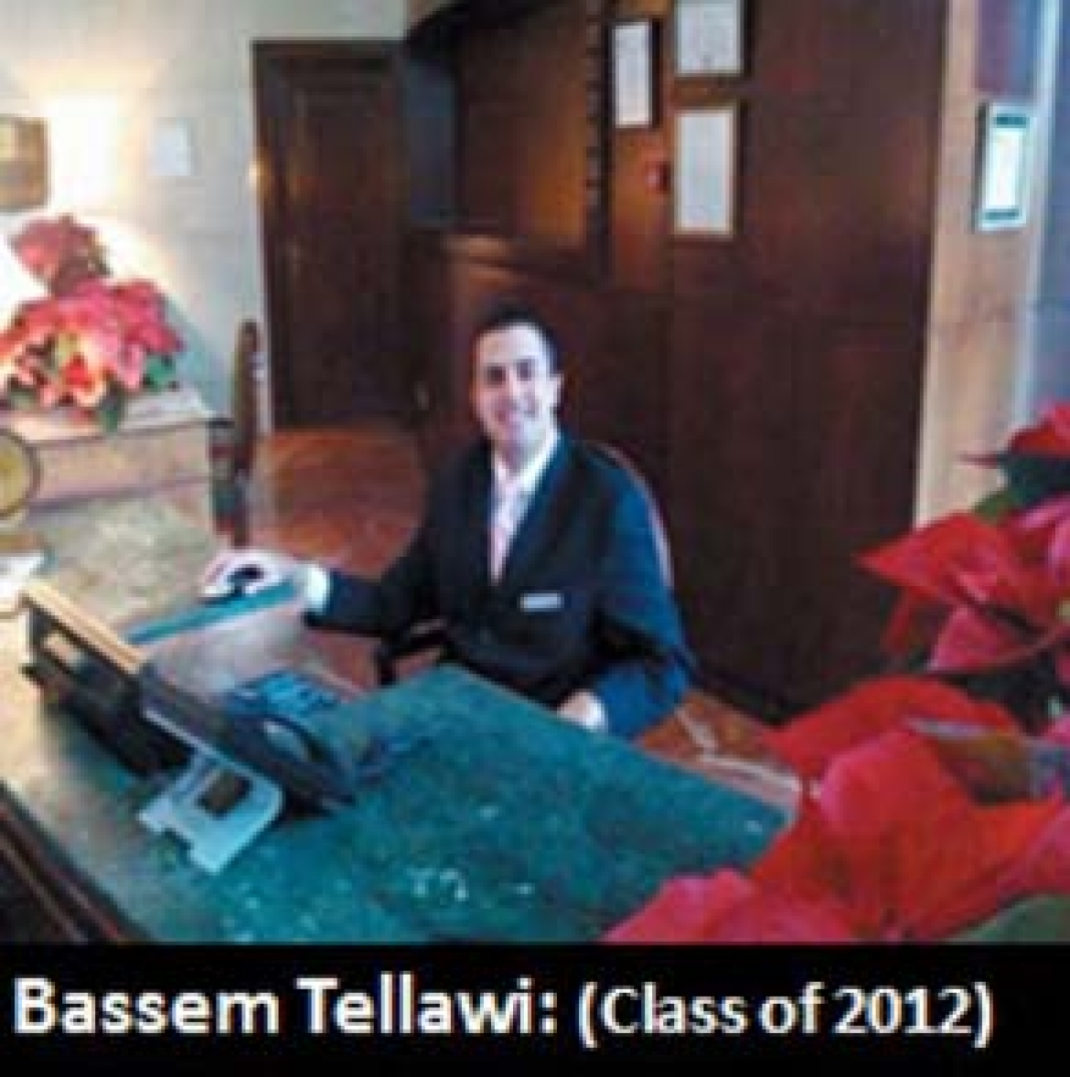 Graduates Follow Outstanding Careers Ambassadors of The School of Tourism and Hospitality Management At of Balamand
