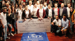 The Holy Spirit University of Kaslik (USEK) WELCOME TO YOUR FUTURE…