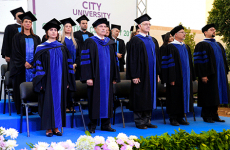 City University Commencement Ceremony 2018